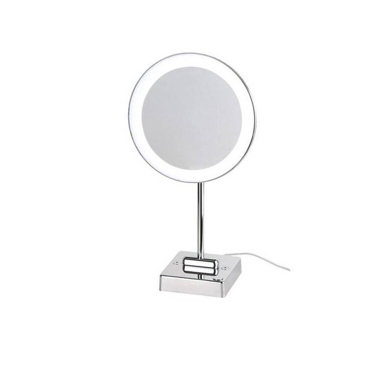 Miroir grossissant DISCOLO LED 3