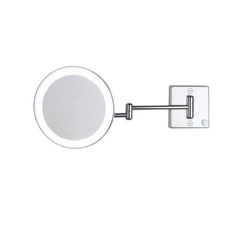 Miroir grossissant DISCOLO LED 2