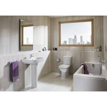 WC réservoir bas vertical Debba Roca