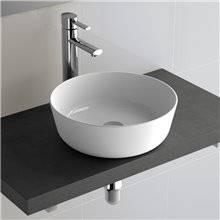 Vasque à poser ultra-fine Desir Salgar