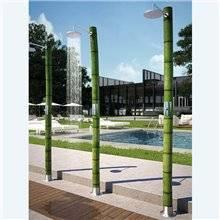 Douche extérieure BIO Bambou Oasis Star