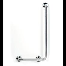 Barre d'appui pour douche 90° brillante TIMBLAU