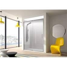 Pare-douche avec porte coulissante pour douche Bel-la BL607 Kassandra