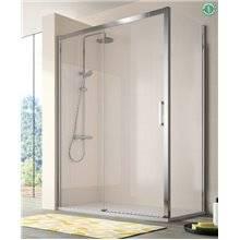 Pare-douche avec porte coulissante pour douche CU607 Kassandra