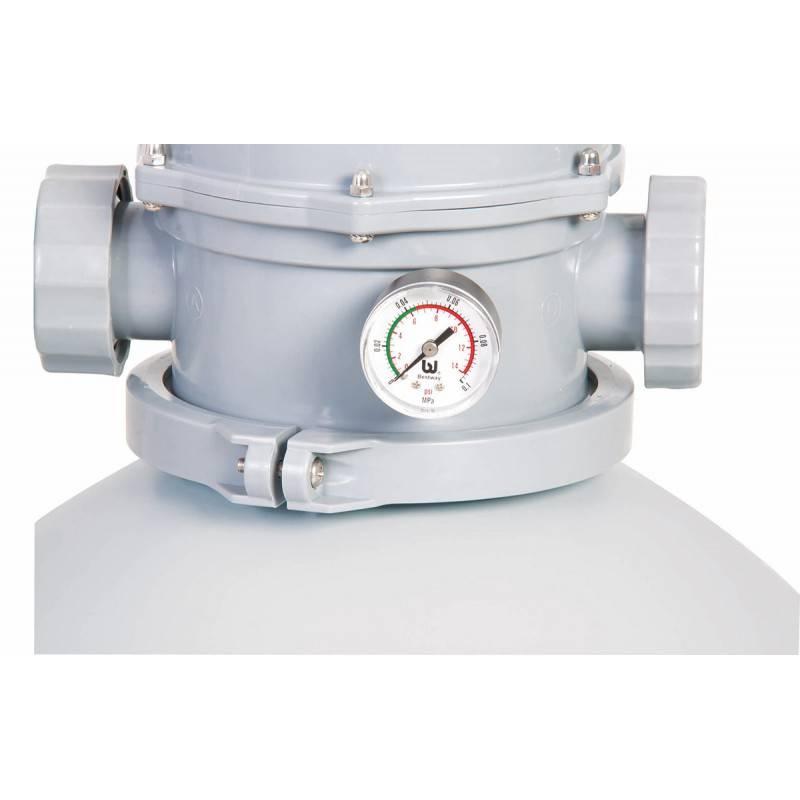 Habitium Fr Pompe De Filtration A Sable 3785 L H Bestway 58400 Acheter