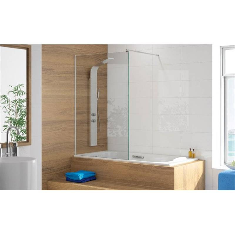 paroi de baignoire fixe tr153 kassandra tr153 habitium. Black Bedroom Furniture Sets. Home Design Ideas