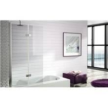 Paroi de baignoire porte pliante et pivotante TR573 Kassandra