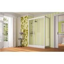 Pare-douche d'angle ou frontal avec portes coulissantes AT101 Kassandra