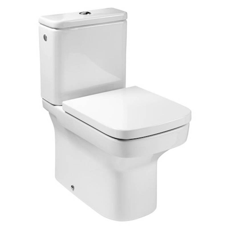 WC compact réservoir bas Dama Roca