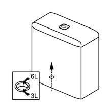 Réservoir TONIC II Ideal Standard