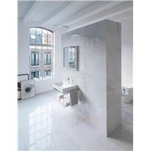Plan vasque mural ou à poser 45 DuraSquare DURAVIT