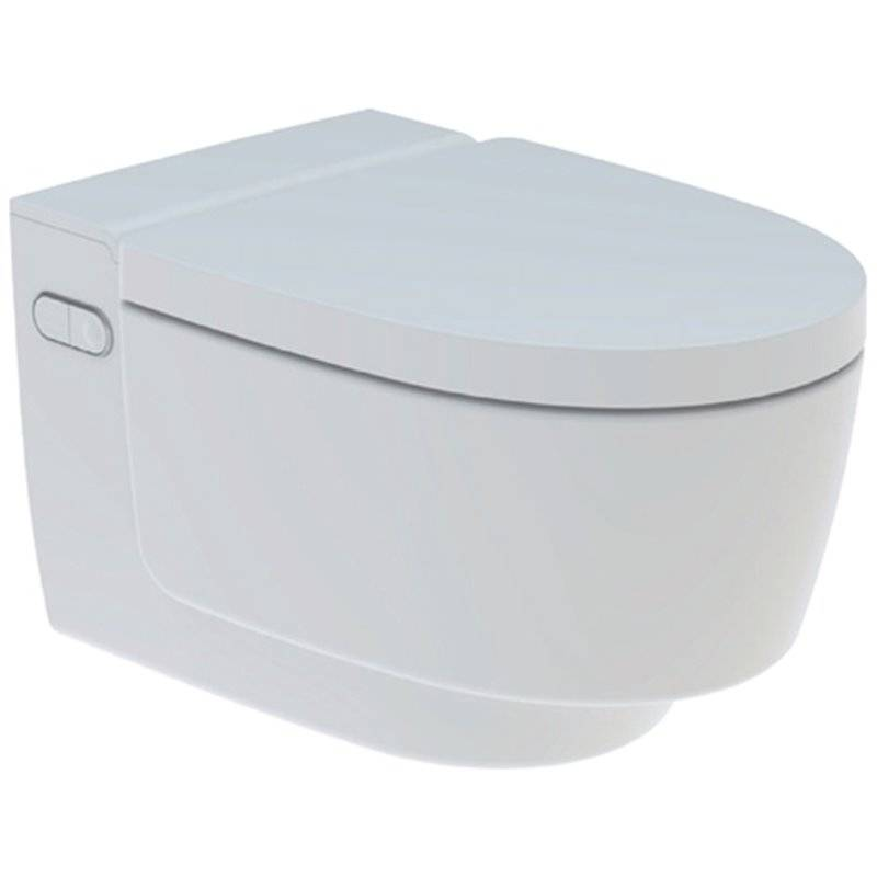 WC suspendu AquaClean Mera Comfort blanc Geberit