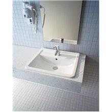Vasque encastrée Starck 3 56 Duravit