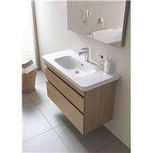 Plan vasque pour meuble 100 avec trop-plein DuraStyle Duravit