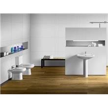 WC réservoir bas horizontal Dama Retro Roca