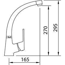 Robinet d'évier S12 Xtreme