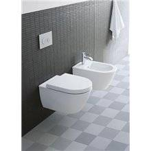 WC compact suspendu Darling New DURAVIT