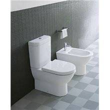 WC complet réservoir bas deux sorties Darling New DURAVIT