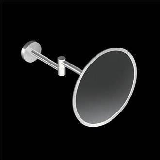 Miroir grossissant mural blanc COSMIC