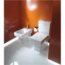 WC complet double sortie réservoir bas Vero DURAVIT