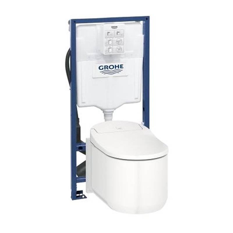 WC suspendu Grohe Sensia Arena