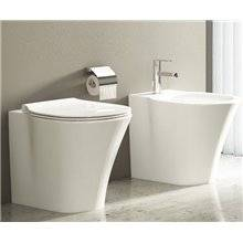 WC au sol compact CONNECT AIR Ideal Standard