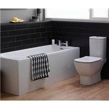 WC ouvert Ideal Standard