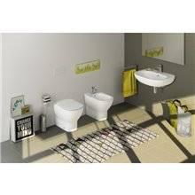 WC compact au sol TESI Ideal Standard