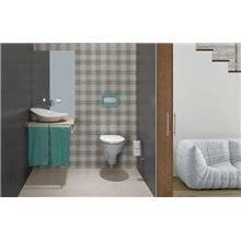 Pack WC suspendus CETUS 48 Sanindusa