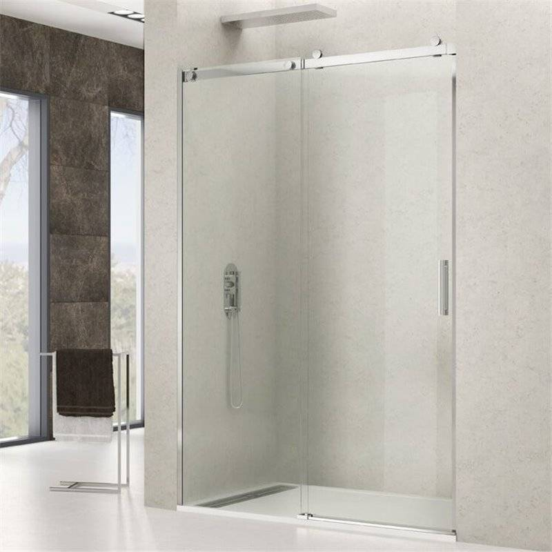 Pare-douche frontal 1 porte coulissante ROTARY GME