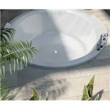 Baignoire Clay Outdoor avec structure b10